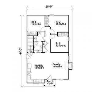 Plan 1710