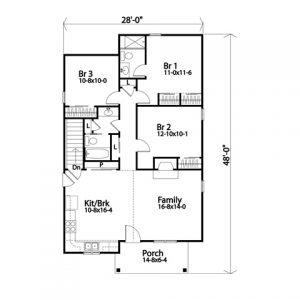 Plan 1713