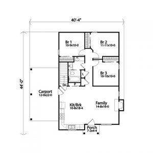 Plan 1916